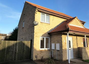 Thumbnail 2 bed semi-detached house for sale in Portland Court Mews, Mansfield Woodhouse, Mansfield