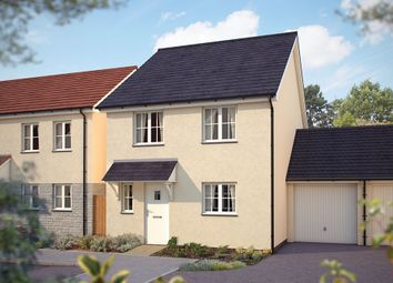 "Thumbnail 4 bed detached house for sale in ""The Salisbury"" at Humphry Davy Lane, Hayle"