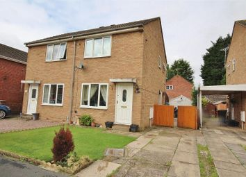 Thumbnail 2 bed semi-detached house for sale in Ryedale Way, Selby
