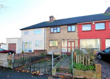 Thumbnail 3 bedroom terraced house for sale in Milton Road, Swanscombe