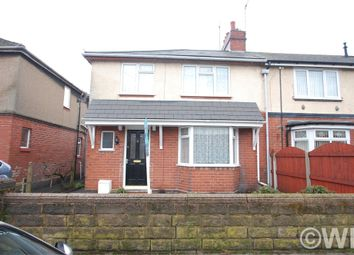 Thumbnail 3 bed semi-detached house for sale in Addenbrooke Street, Wednesbury, West Midlands