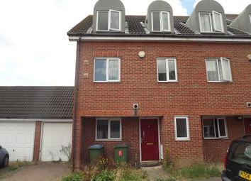 Thumbnail 5 bed end terrace house for sale in Teasel Crescent, Thamesmead