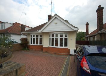 Thumbnail 3 bed bungalow to rent in Severn Road, Ipswich, Suffolk