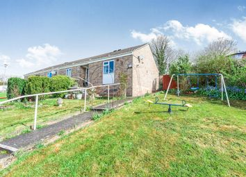 Thumbnail 2 bed semi-detached bungalow for sale in Churchill Close, Wells