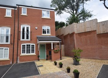 Thumbnail 3 bed town house for sale in Holly Close, Stalybridge