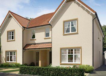 "Thumbnail 4 bedroom semi-detached house for sale in ""The Glastonbury"" at Vert Court, Haldane Avenue, Haddington"