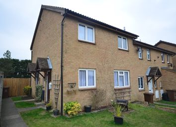 1 bed terraced house to rent in North Bank Close, Strood, Rochester ME2