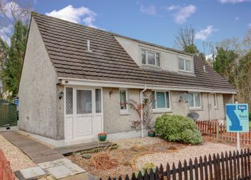 Thumbnail 2 bed semi-detached house for sale in Glebe Crescent, Newton Stewart