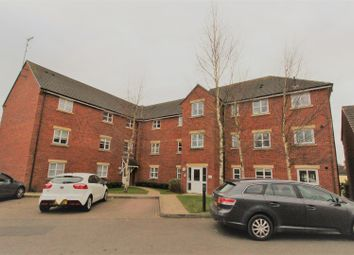 Thumbnail 2 bedroom flat for sale in Brodie Close, Rugby