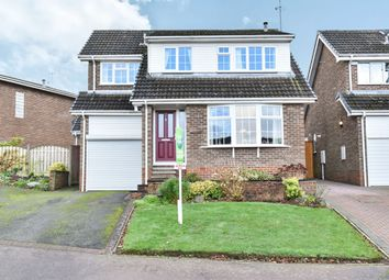 Thumbnail 4 bed detached house for sale in Amber Heights, Ripley