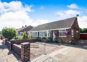 Thumbnail 2 bedroom semi-detached bungalow for sale in Meadowfields Drive, York