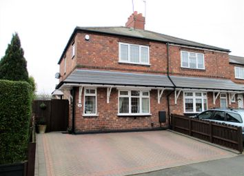 Thumbnail 3 bedroom semi-detached house for sale in Ivanhoe Road, Wolverhampton