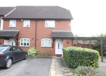 Thumbnail 2 bedroom end terrace house for sale in Aynsley Gardens, Church Langley, Harlow