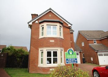 Thumbnail 4 bed detached house for sale in Meadow Close, East Kilbride, Glasgow