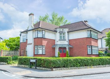Thumbnail 5 bed detached house for sale in Surbiton Hill Park, Surbiton