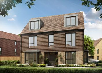 """Thumbnail 4 bed detached house for sale in """"Gainsborough"""" at The Green, Upper Lodge Way, Coulsdon"""