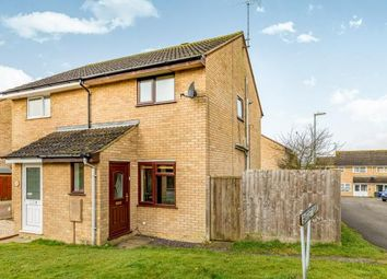 Thumbnail 2 bedroom semi-detached house for sale in Cartwright Crescent, Brackley, Northamptonshire