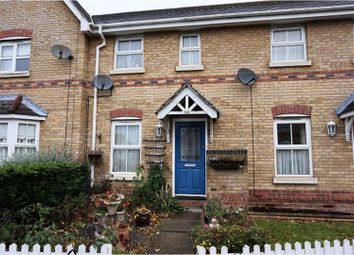 Thumbnail 2 bed terraced house for sale in Chinook, Colchester