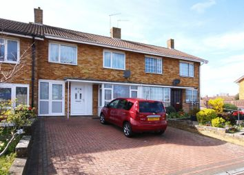 Thumbnail 3 bed terraced house for sale in Barrington Road, Crawley