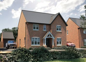 "Thumbnail 4 bed detached house for sale in ""The Berrington"" at Marton Road, Long Itchington, Southam"