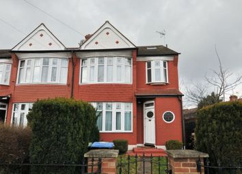 Thumbnail 4 bed property for sale in Connaught Gardens, Palmers Green, London