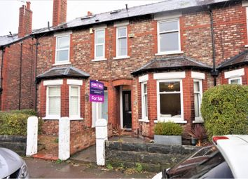 Thumbnail 3 bed terraced house for sale in Ashton Avenue, Altrincham