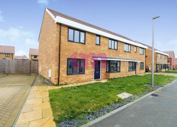 Thumbnail 4 bedroom semi-detached house for sale in Turnstone Close, East Tilbury, Tilbury