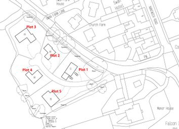 Thumbnail Land for sale in Five Property Plot, Audlem Road, Woore, Shropshire