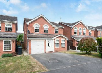 Thumbnail Detached house for sale in Burnleys View, Methley