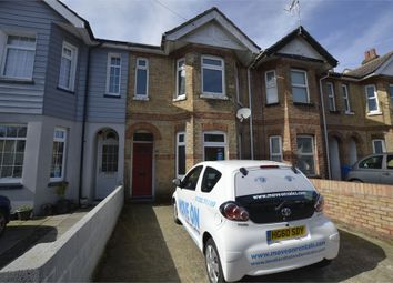 Thumbnail 3 bed terraced house to rent in Weymouth Road, Parkstone, Poole, Dorset