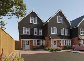 Thumbnail 4 bed semi-detached house for sale in Cambridge Road, Puckeridge, Hertfordshire
