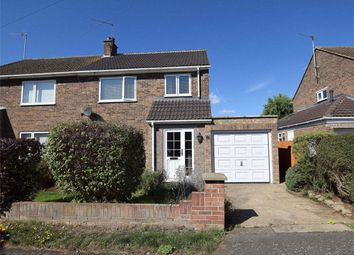 Thumbnail 3 bed semi-detached house for sale in Windsor Road, Godmanchester, Huntingdon, Cambridgeshire
