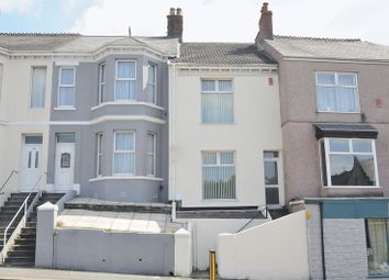 Thumbnail 2 bedroom terraced house for sale in Hyde Park Road, Mutley, Plymouth