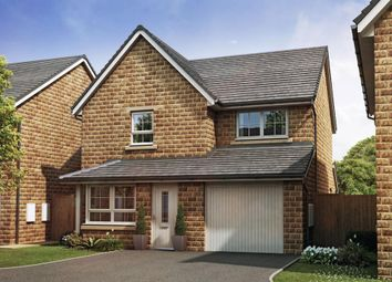 "Thumbnail 3 bedroom detached house for sale in ""Andover"" at Thorpe Green Drive, Golcar, Huddersfield"