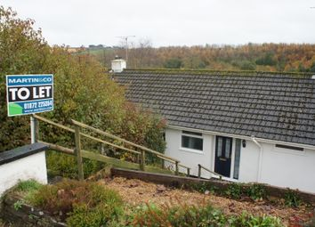 Thumbnail 3 bed semi-detached house to rent in Polsue Way, Tresillian, Truro