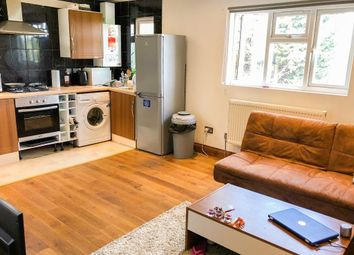 Thumbnail 1 bed flat to rent in Cotswold Gardens, Cricklewood, London