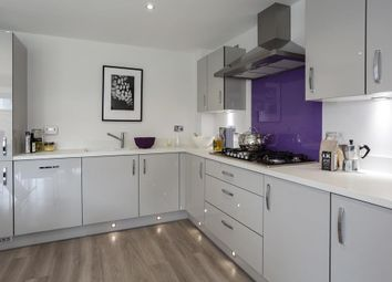 "Thumbnail 4 bed detached house for sale in ""Drummond"" at Barley Fields, Thornbury, Bristol"