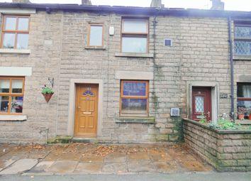 Thumbnail 2 bed terraced house for sale in Mottram Moor, Hollingworth, Hyde