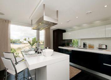 Thumbnail 2 bed flat to rent in Moore House, Grosvenor Waterside, 2 Gatliff Road, London