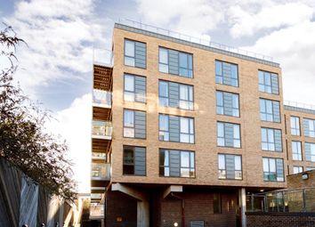 Thumbnail 1 bed flat for sale in Aubers Ridge Court, 9 Festubert Place, London