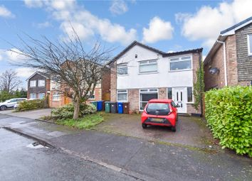 4 bed detached house for sale in Marle Croft, Whitefield, Manchester M45