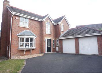 Thumbnail 4 bed detached house for sale in Elder Avenue, Burscough