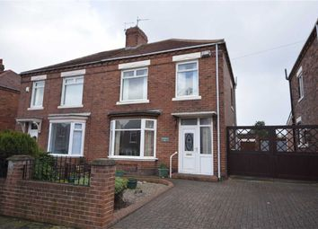 Thumbnail 3 bed semi-detached house for sale in Harton Lane, South Shields