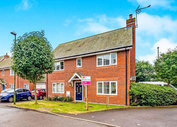 Thumbnail 4 bedroom detached house for sale in Faulkner Gardens, Wick, Littlehampton