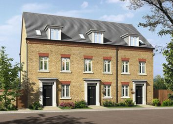 "Thumbnail 3 bed terraced house for sale in ""Greenwood"" at Pinn Hill, Pinhoe, Exeter"