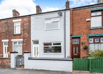 Thumbnail 2 bed terraced house for sale in Algernon Road, Worsley, Manchester