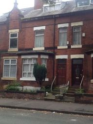 Thumbnail 4 bedroom terraced house for sale in Hamilton Rd, Longsight, Manchester