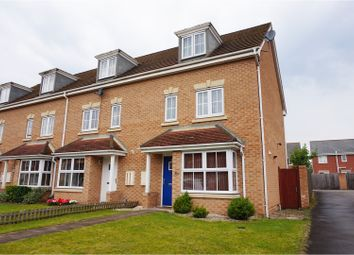 Thumbnail 4 bed town house for sale in Jenkinson Grove, Armthorpe, Doncaster