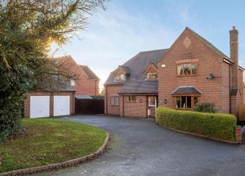 Thumbnail 4 bed detached house for sale in Deacon Rise, Main Street, Barton In The Beans, Nuneaton