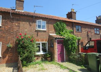Thumbnail 2 bed terraced house for sale in Barnham Broom Road, Wymondham